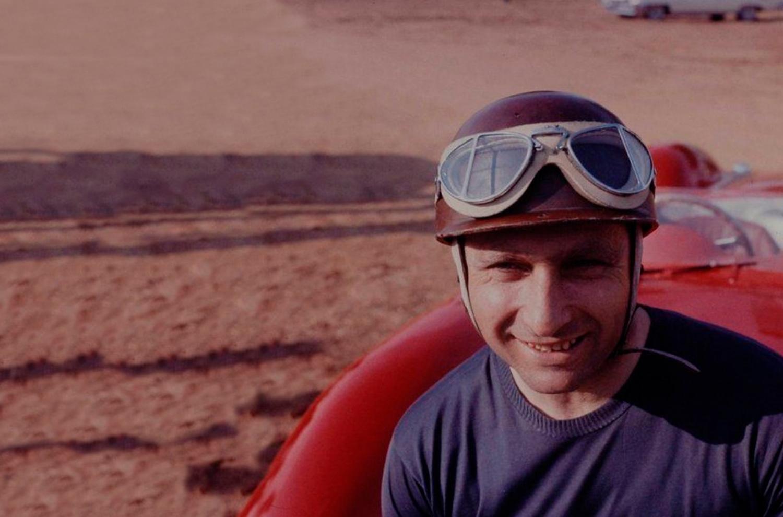 Juan Manuel <b>Fangio</b>