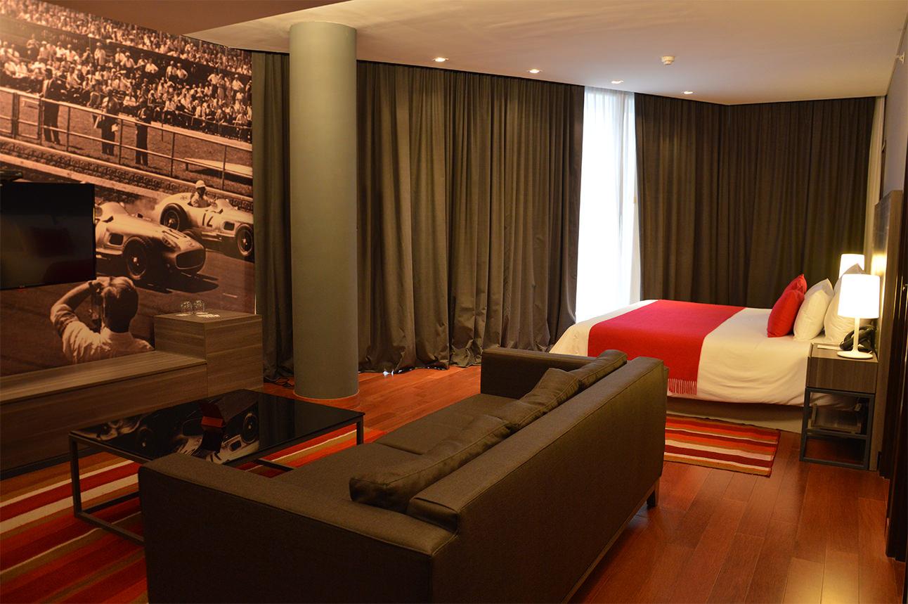 Termas Uno Hotel